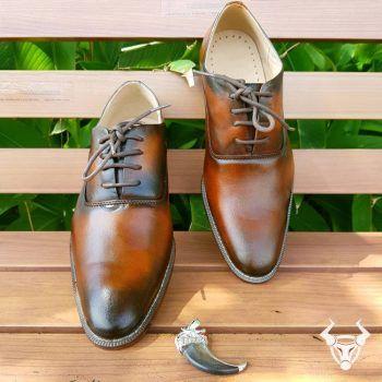 Giày Tây Nam Da Bò Cao Cấp GT02