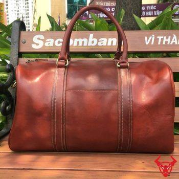 Túi Du Lịch Nam Da Bò TT06