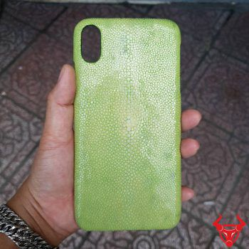 Ốp Lưng Cá Đuối Iphone XS Max OA14A4