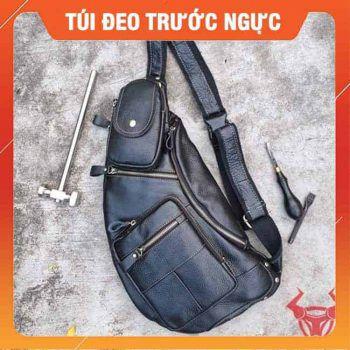 Túi Đeo Lưng Da Bò TDL84